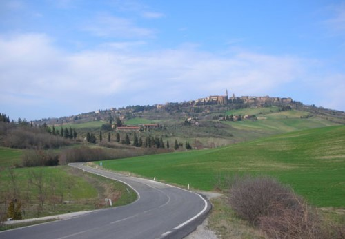Week-end de charme en Val d'Orcia