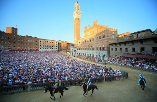 Best Summer Events in Tuscany - The Siena Palio