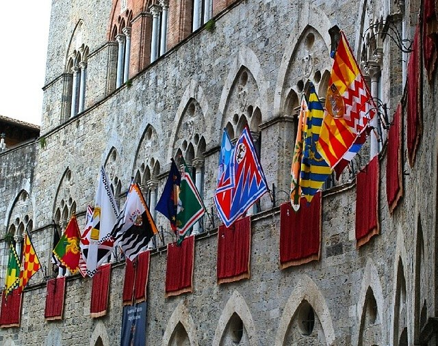 What is Palio di Siena? - Events in Tuscany