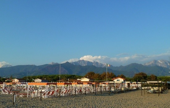 Versilia's Beaches