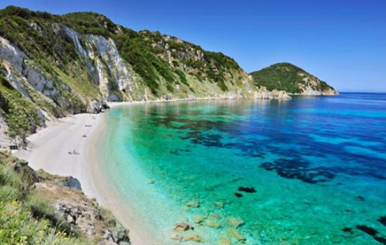 Beaches of the Tuscan Archipelago