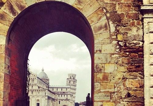 Im Herzen der Weinregion Italiens: Pisa