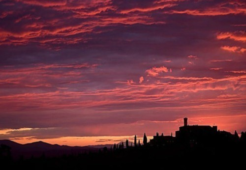 Im Herzen der Weinregion Italiens