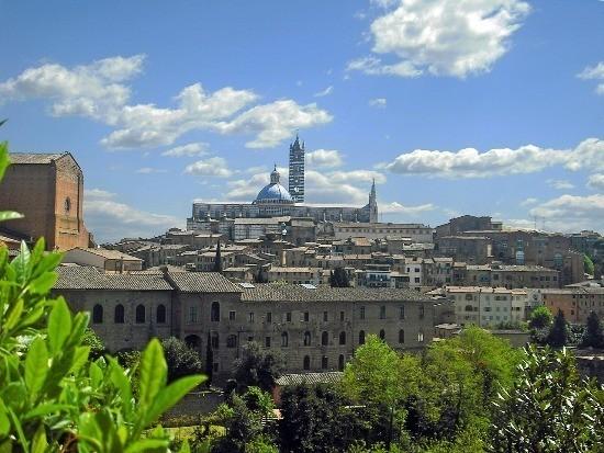 August in der Toskana 2015: Il Palio di Siena