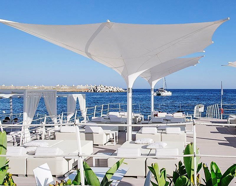 Leuca: Giornata Relax al Blanc Luxury Beach Club