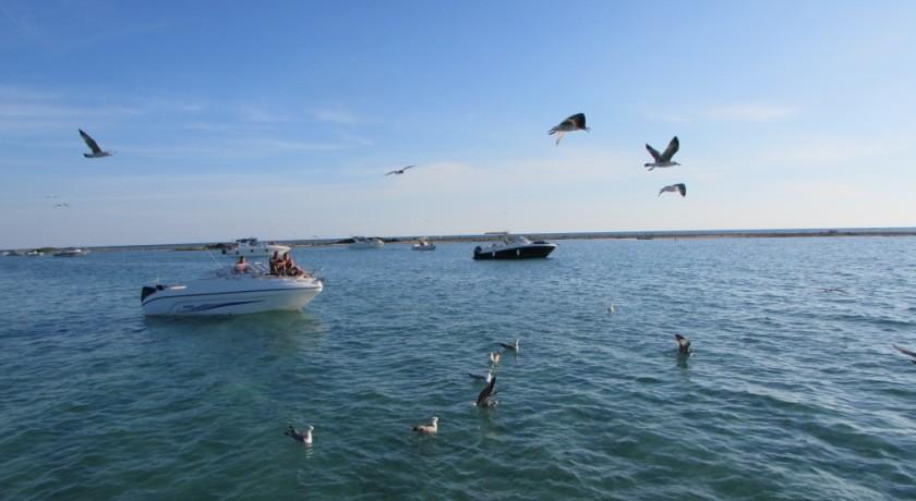 Gita in barca a Porto Cesareo