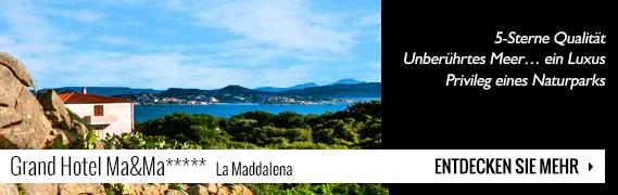 Grand Hotel Ma&Ma, La Maddalena