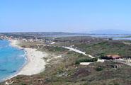 Пляж Сан Джованни ди Синис