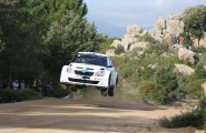 Pfingsten auf Sardinien: Rallye