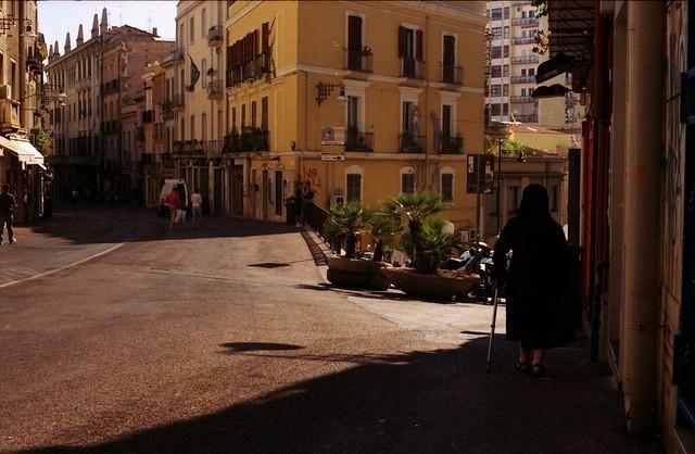 Cagliari - Vie dello shopping