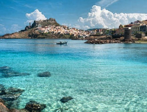 Пляжи и берега на Сардинии