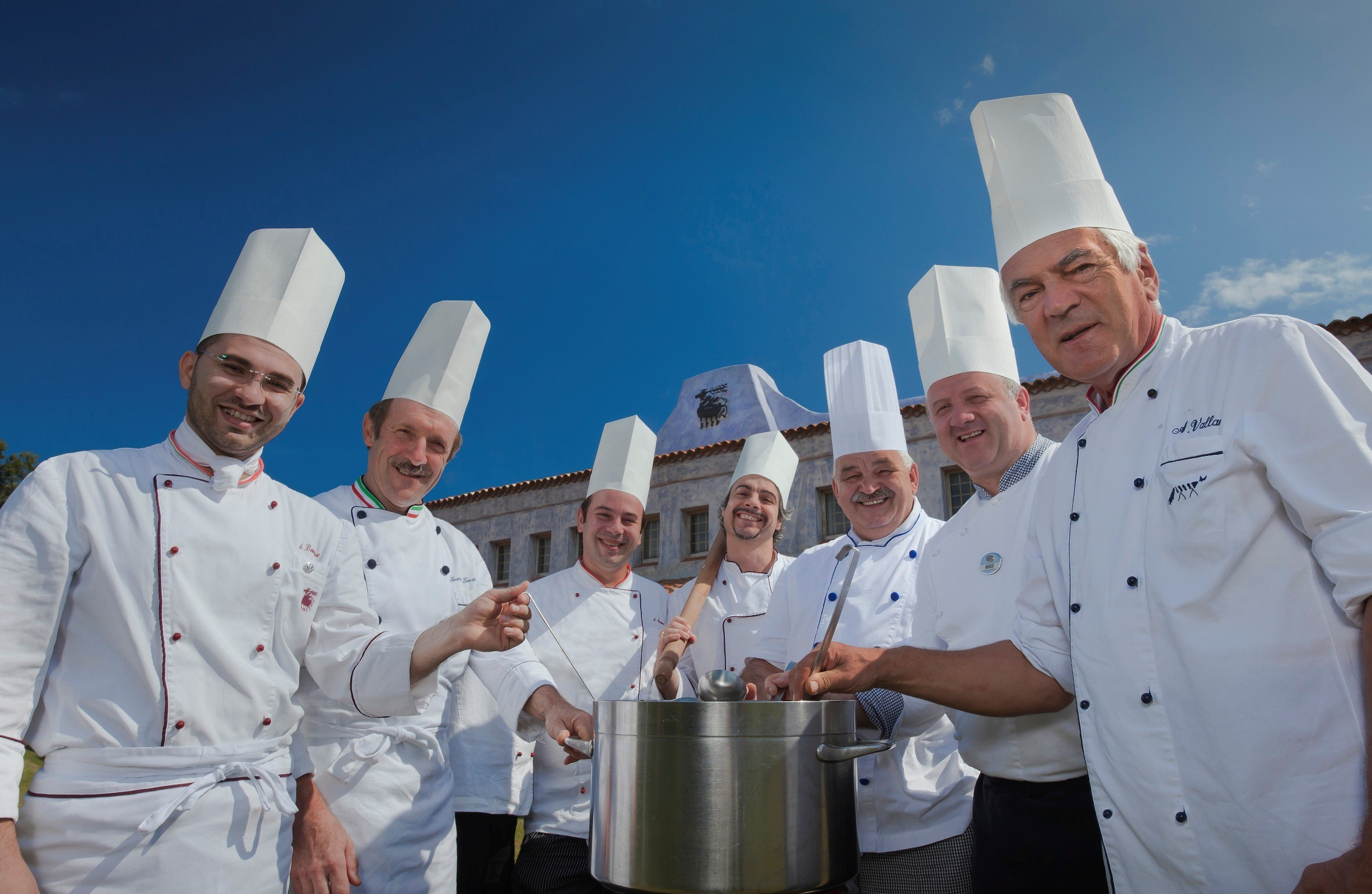 Porto Cervo Food Festival 2015: the chefs