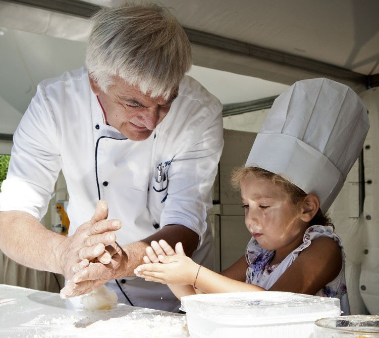 Porto Cervo Food Festival - Cooking lessons for children