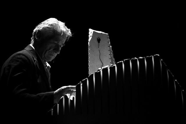 Pinuccio Sciola: Bildhauer, Dichter und Bauer