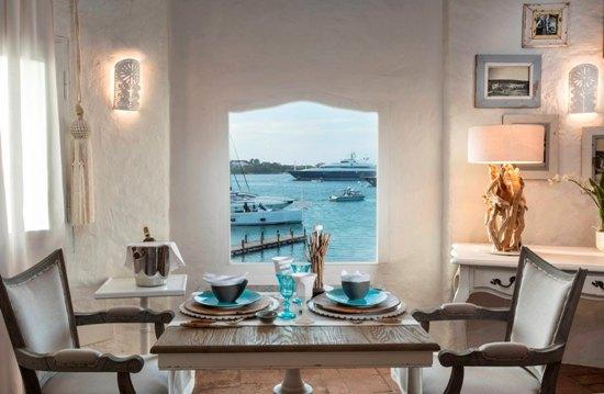 """""""Stelle D Stelle"""" - Pluri-awarded restaurant in Porto Cervo"""