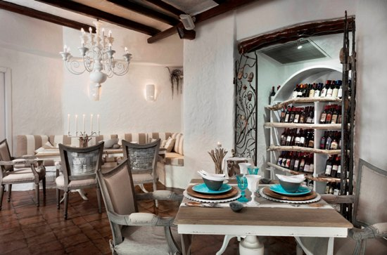 """Stelle D Stelle Restaurant à Porto Cervo"