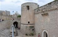 Замок в Манфредонии