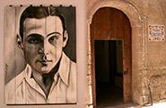Taranto-museo Rodolfo Valentino