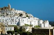 Pfingsten in Apulien: Ostuni