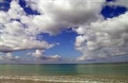 Strand Porto Cesareo, Apulien