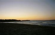 Trani beach