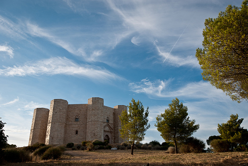 Castel del Monte - Sites UNESCO dans les Pouilles