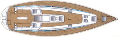 Segelcharter Apulien - Bavaria 50