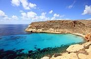 Isole Sicilia-Cala Pulcino