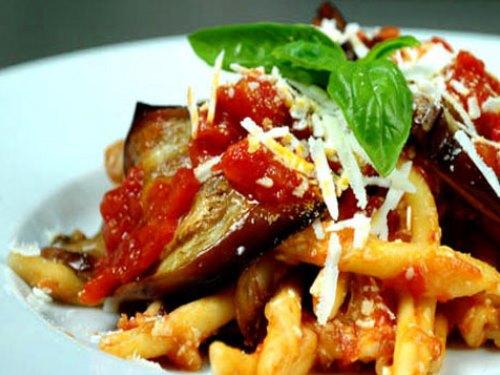 La cuisine sicilienne - Pasta alla Norma