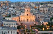 Pfingsten auf Sizilien: Modica