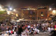 Pfingsten auf Sizilien: Taormina Film Fest