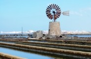 The Salt Pans - Trapani