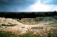 Sicile, Théâtre grec de Syracuse