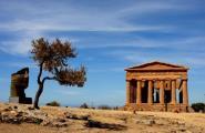 Sicily, Valle dei Templi