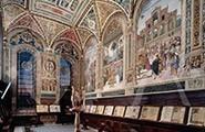 Siena-interno Duomo