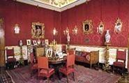 Siena- interno palazzo Chigi