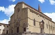 Arezzo - Cathedral of San Donato