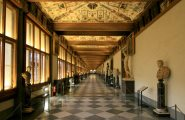 The Uffizi Gallery, Florence