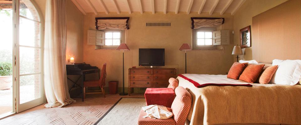 Villa 9-10 pax Castiglion del Bosco