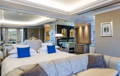 Suite Belvedere mit Seeblick