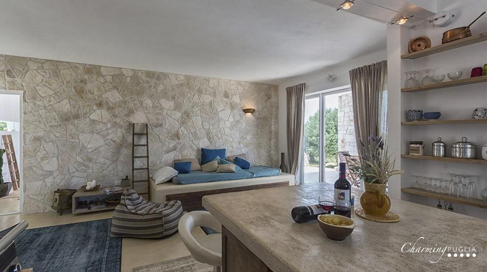 villa butterfly carovigno exklusive villen in valle d. Black Bedroom Furniture Sets. Home Design Ideas
