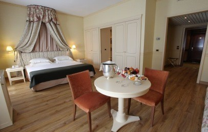 Junior Suite Vue Mont Crammont