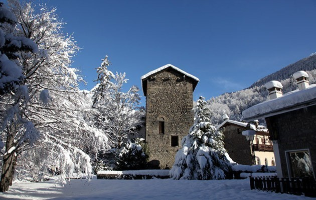 Grand Hotel Royal e Golf, Courmayeur – Hotel di lusso in ...
