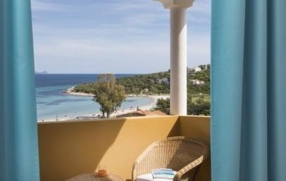 Deluxe vue mer balcon