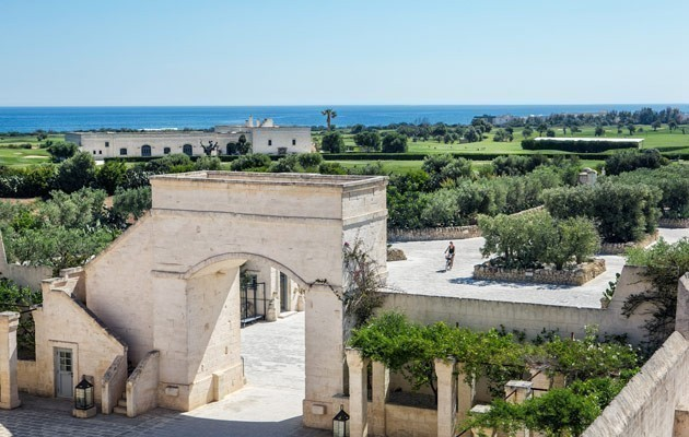Borgo Egnazia Blue Zones Retreats