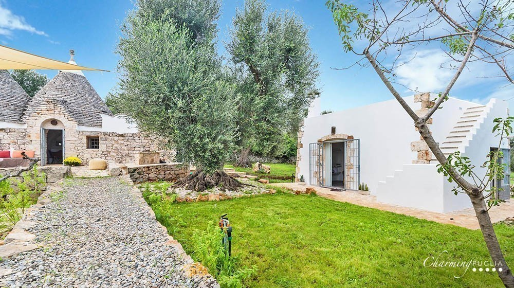 Villa Trulli di Messapia