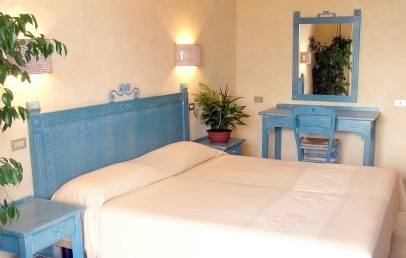 Oleandri - Double + single beds - Vue Mer