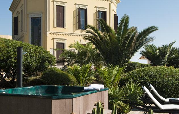 Villa Mosca Charming House