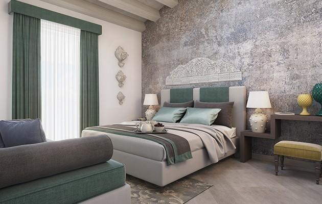 Chambre de luxe avec balcon