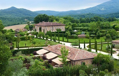 Tuscany Vineyard Hotels The Very Best Hotels For Gourmet And